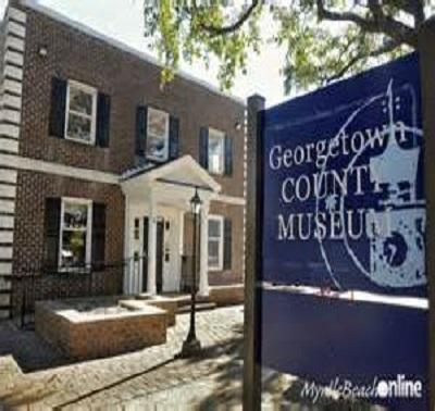 Georgetown County Museum at the History Center